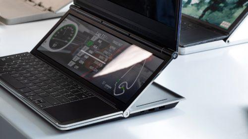 Prototipurile Intel îți arată cum ar putea fi laptopurile viitorului