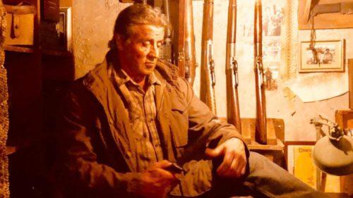 Rambo 5 primește primul teaser: cum arată Stallone la filmări