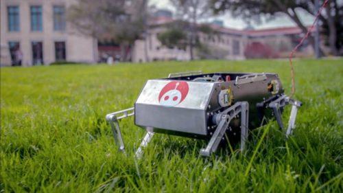 Robotul pe care ți l-ai putea construi chiar tu acasă
