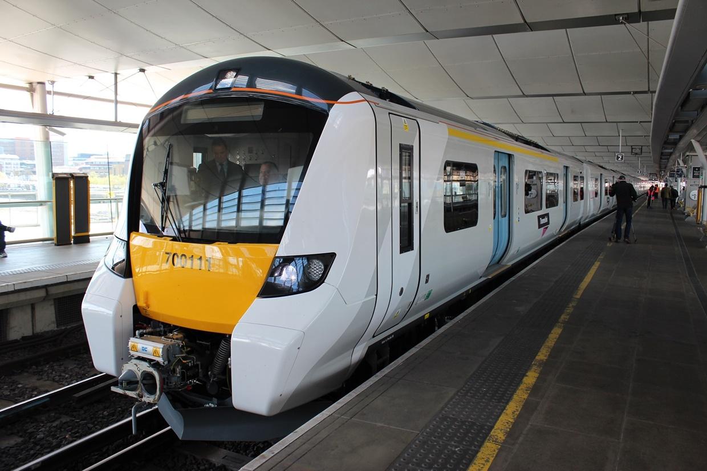 Thameslink-train