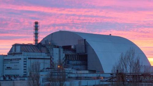 Acoperișul de pe Cernobîl îți arată că pericolul nu s-a sfârșit nici acum
