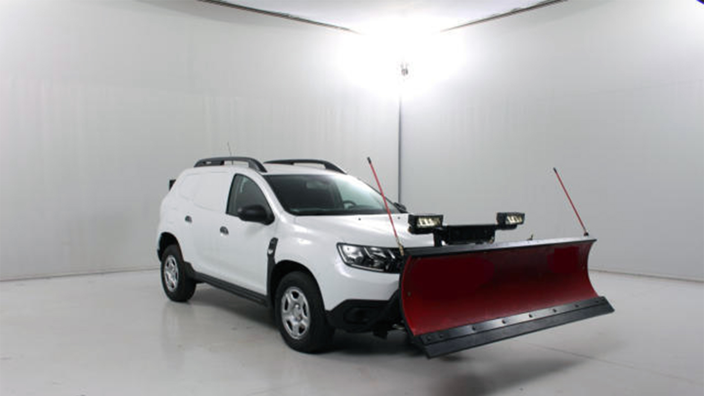Dacia Duster editie de iarna (1)