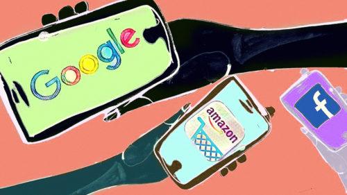 Cu tunurile pe giganții Facebook, Google și Amazon: ce soluții se caută pentru o taxare mai dură