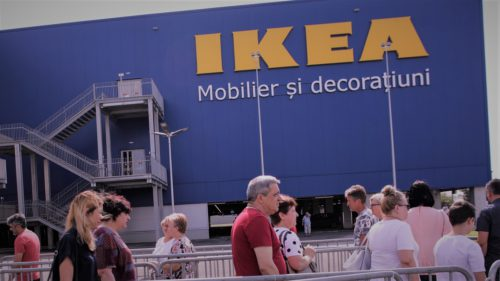 Decizia Ikea de ultim moment: se întâmplă din 15 mai cu magazinele din România