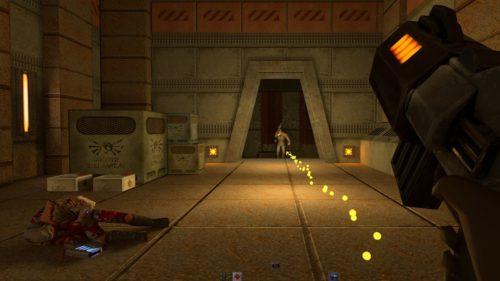 Quake II RTX – retrăirea amintirilor din copilărie cu ray tracing