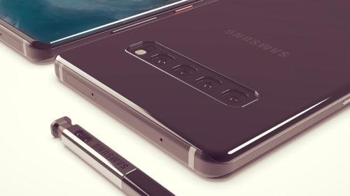 Cel mai tare telefon Samsung va arăta cam așa și nu-i neapărat rău