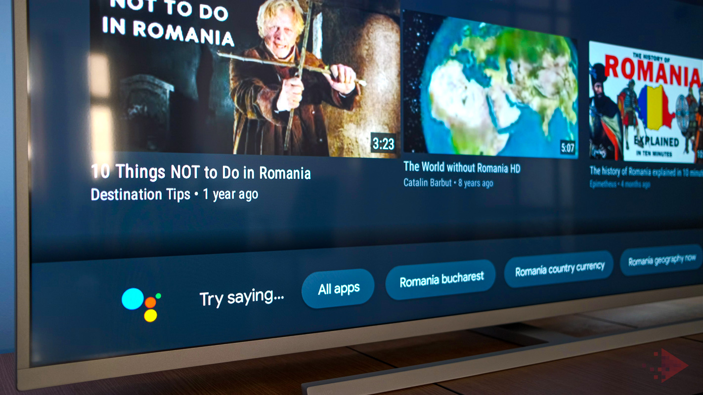 Philips 7304 cu Android TV