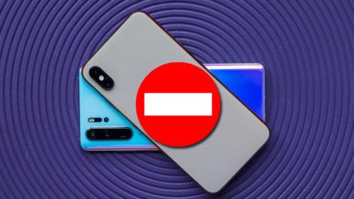 Aceste telefoane vor fi interzise în România din 2020. Care este motivul și ce riscă cei care le vor mai comercializa