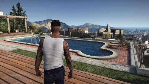 Cel mai tare GTA: rezoluție 8K și arată de zici că e rupt din realitate
