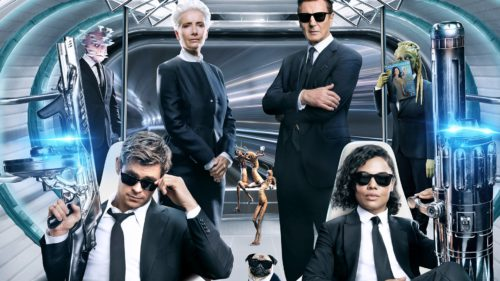 "PLAYFILM ""Men in Black: International"" vrea să zboare sus de tot, dar nu are aripi"