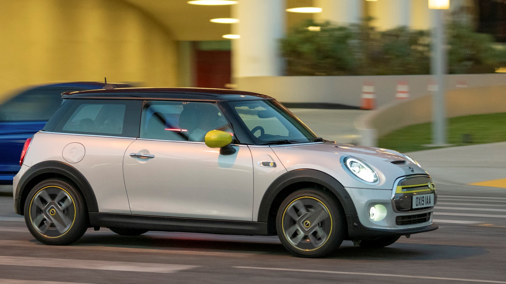 Mini cooper electric BMW