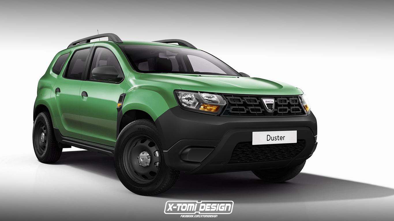 Dacia Duster personalizat