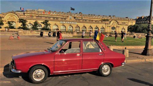 Dacia, într-un test extrem: cum se descurcă în turul Europei mașina din '70