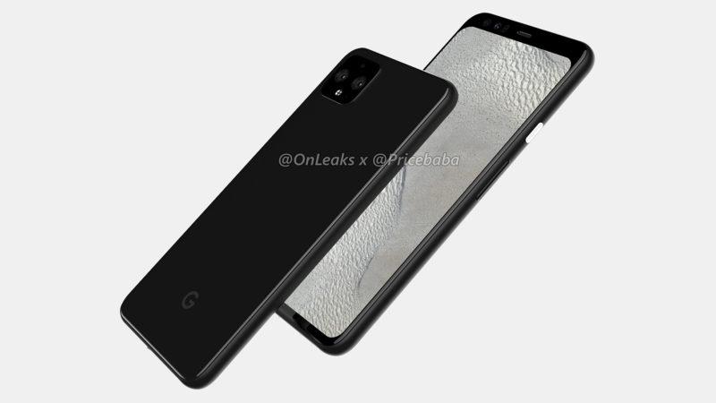 Google Pixel 4 poze neoficiale