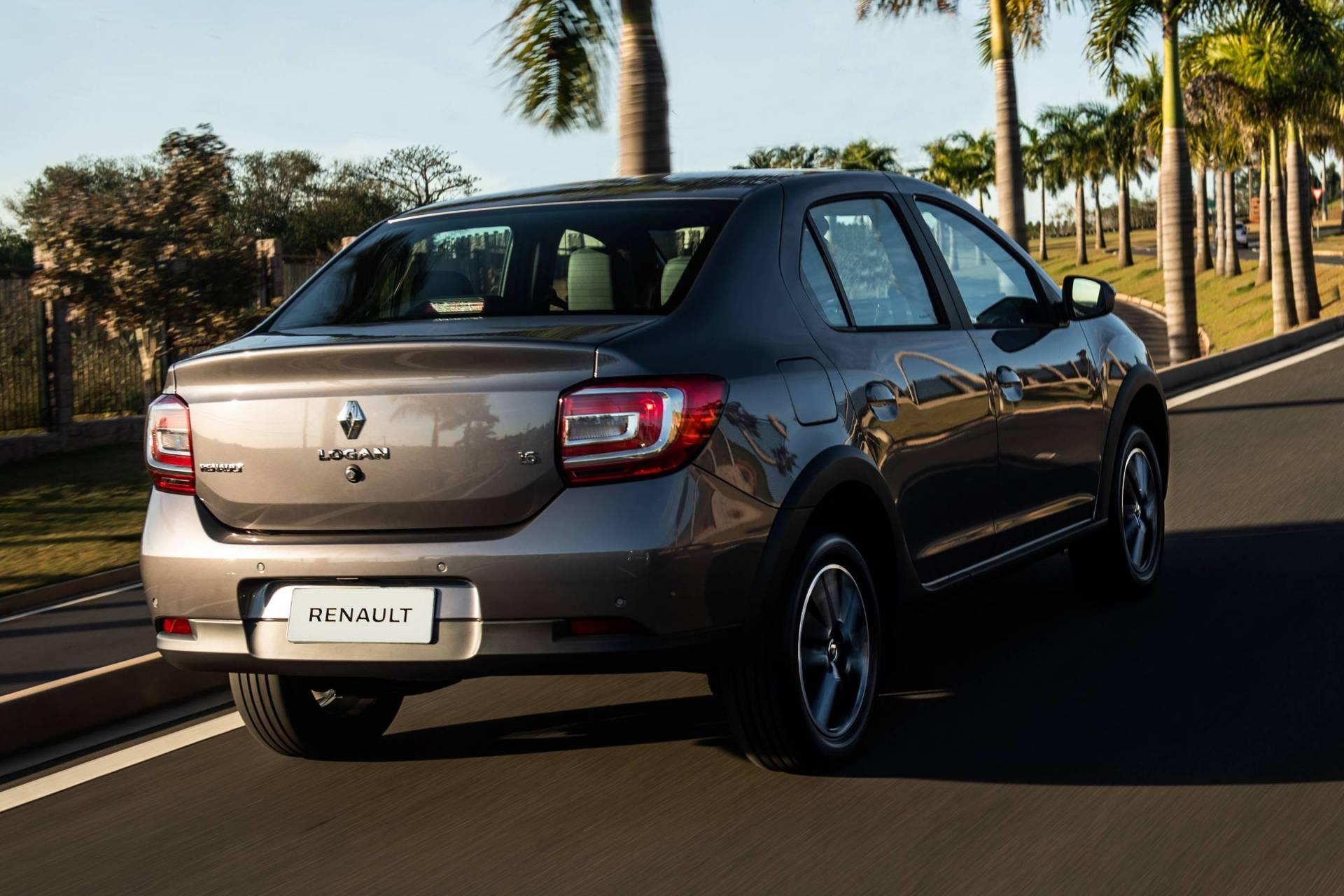 Renault Logan America de Sud