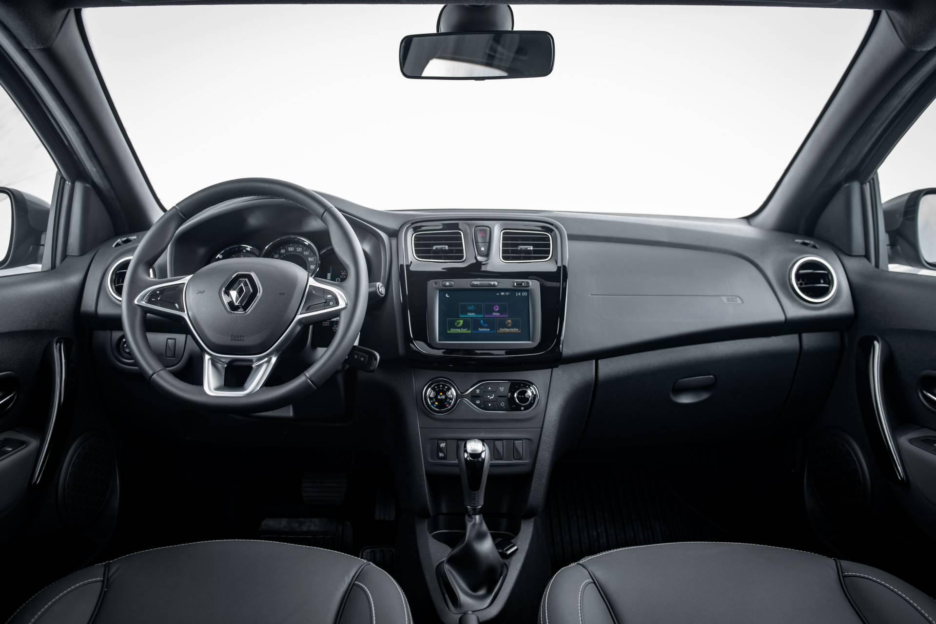 Renault Logan America de Sud 4