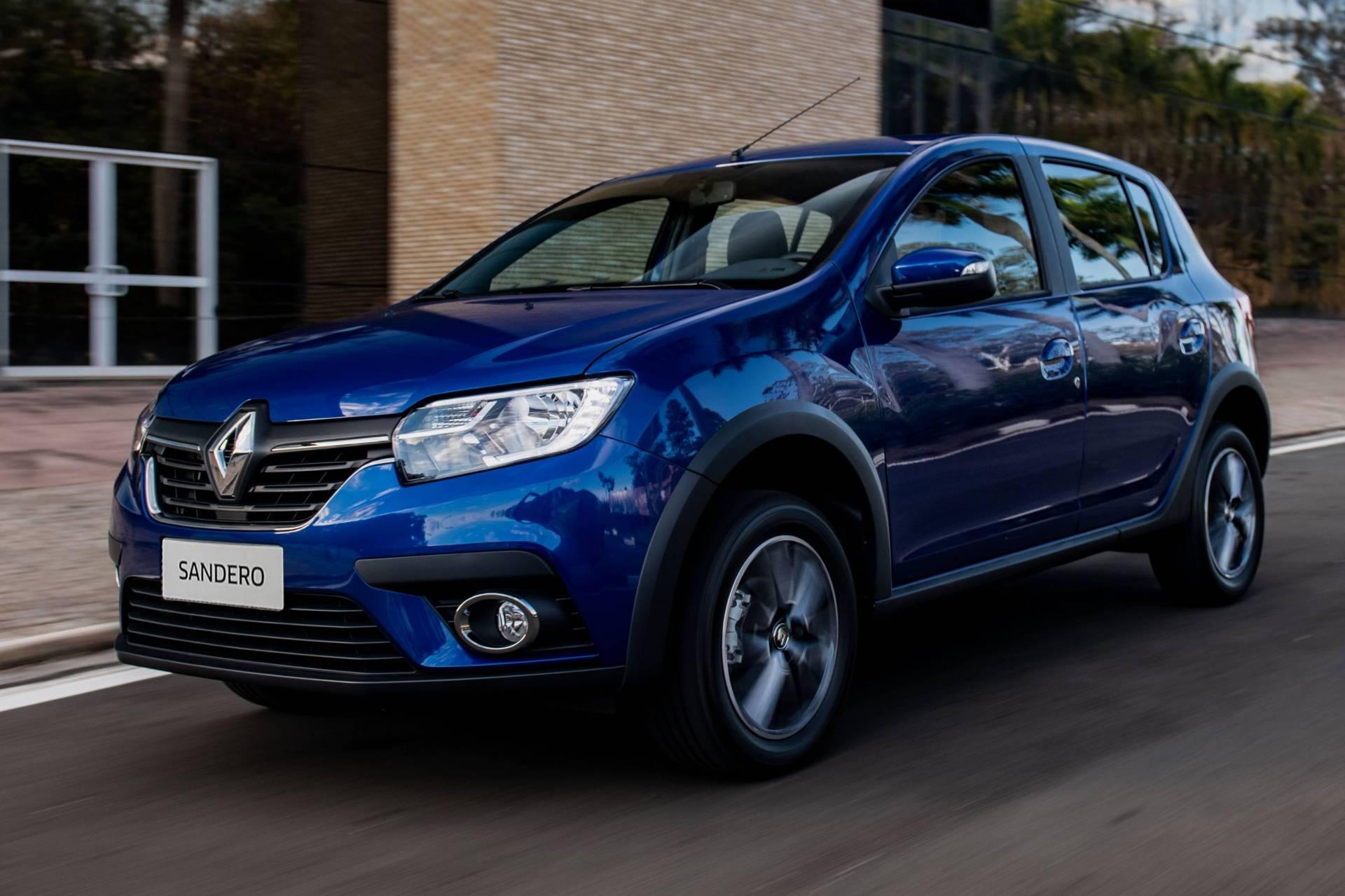 Renault Sandero America de Sud 1