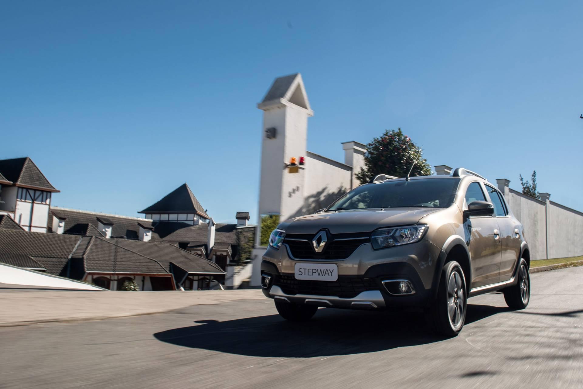 Renault Stepway America de Sud 1