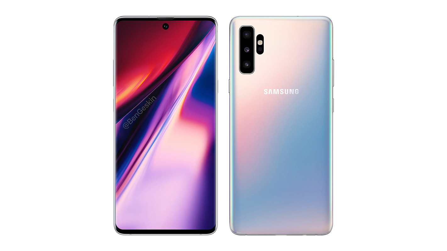 Samsung Galaxy Note 10 data de lansare