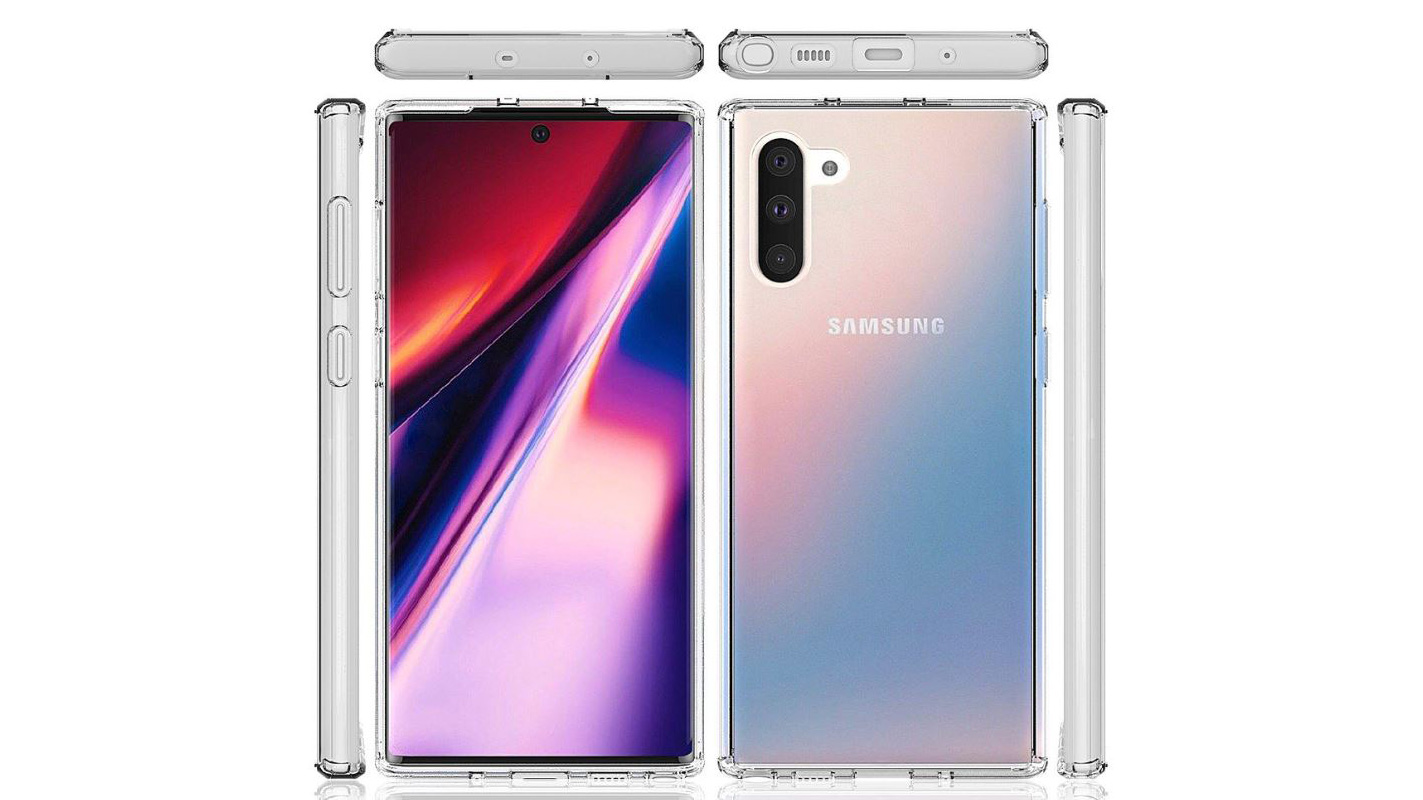 Samsung Galaxy Note 10 varianta standard (4)
