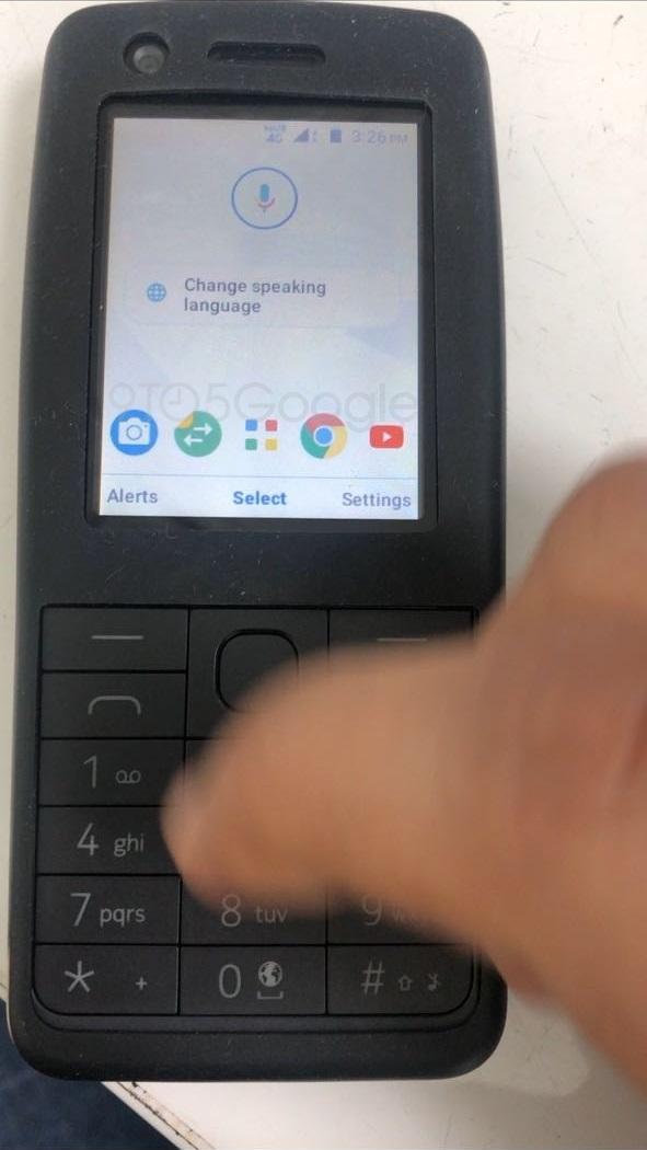 Telefon Nokia Android