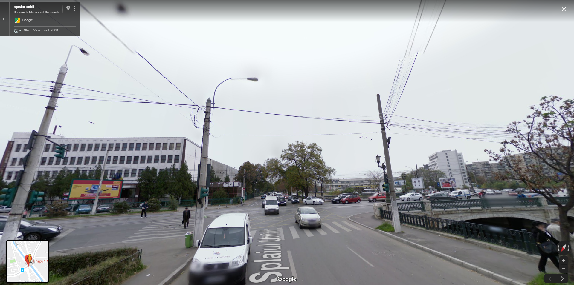 Timpuri Noi București