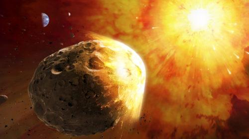 Elon Musk e speriat de asteroizi și spune că Pământul e complet lipsit de apărare