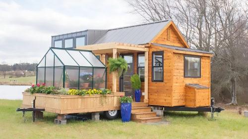 Cea mai confortabilă casă mobilă e spectaculoasă: ce are special