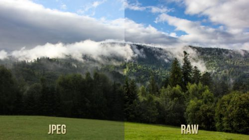 Cum deschizi fotografii în format RAW pe Windows 10, fără Photoshop