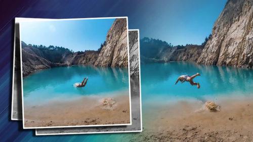 Au ajuns la spital, de dragul unor poze pe Instagram: ce se întâmplă într-un lac spectaculos