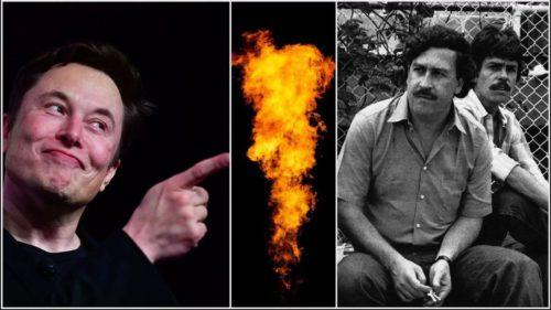 Fratele lui Pablo Escobar îl acuză pe Musk că i-a furat ideea pentru o invenție