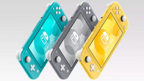 Nintendo Switch Lite este consola de gaming portabilă la care ai visat dintotdeauna