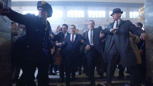 The Irishman, filmul produs de Netflix și regizat de Scorsese, face valuri la Roma