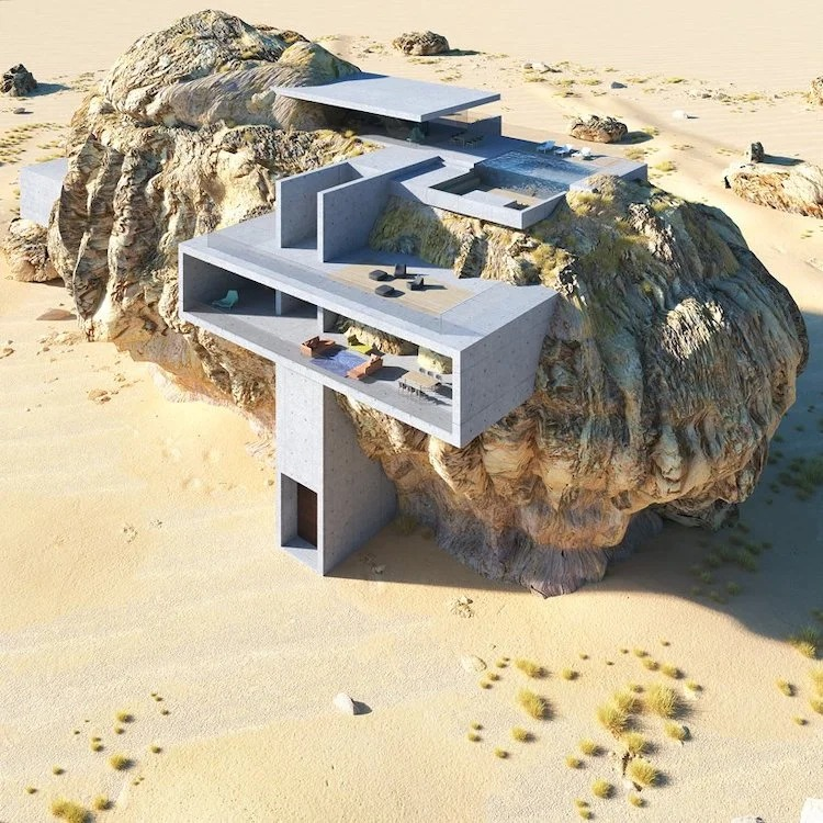 top rock-house-concept-amey-kandalga