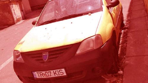 Dacia Logan la preț de pomană: ANAF a anunțat licitația