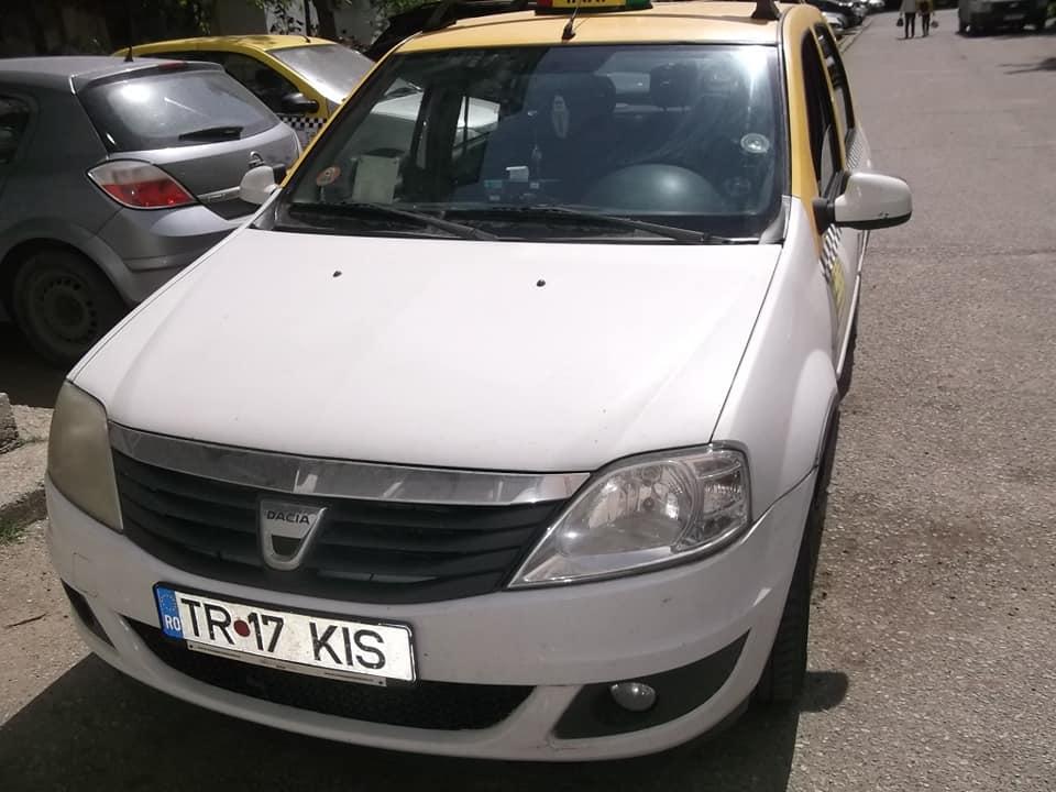 Dacia Logan licitatie ANAF Teleorman