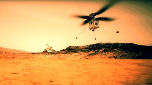 Surpriza NASA pentru Marte e o premieră istorică în explorarea spațiului