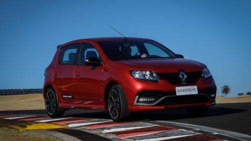 Va ajunge Sandero RS, modelul sport al celor de la Renault, și-n Europa? Francezii au o postare surpriză