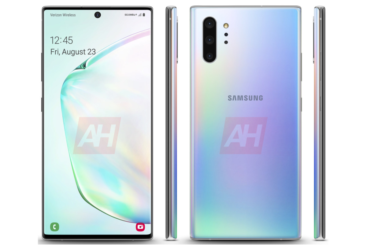 Samsung galaxy note 10 cand se lanseaza