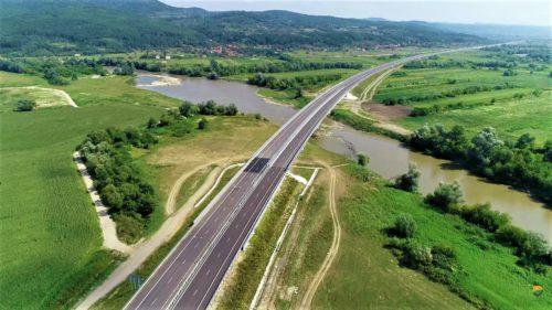 """Autostrada """"muzeu"""", filmată cu drona: de ce nu este dată în folosință A1 Lugoj-Deva"""