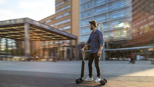 Audi prezintă probabil cel mai tare skateboard pe care l-ai văzut