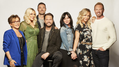 Beverly Hills 90210, reinventat: ce se întâmplă în noul serial BH90210
