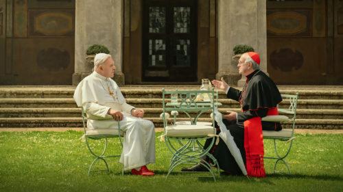 """Netflix pregătește """"Cei doi papi"""", cu Anthony Hopkins în rolul principal"""