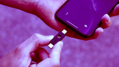 Acest gadget cât un breloc e cea mai bună parolă pe iPhone
