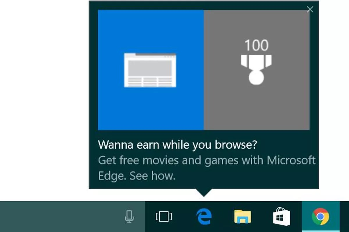 windows 10 ads