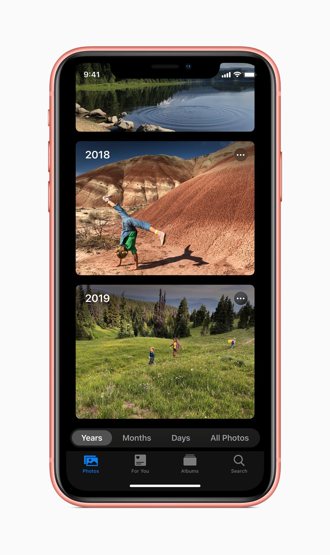 8 Apple-ios-13-photos-screen-iphone-xs-06032019
