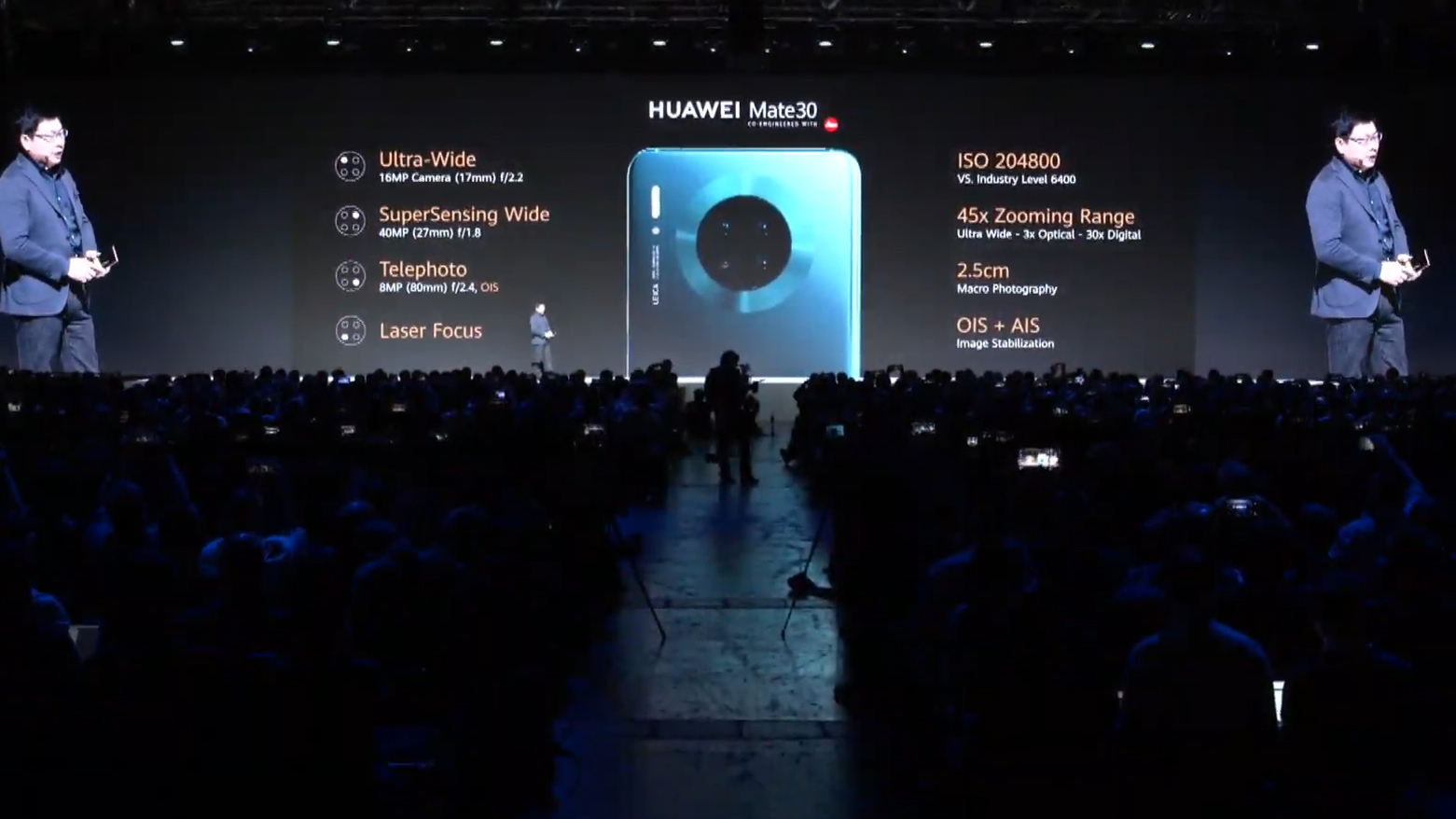Camera-Huawei-mate-30
