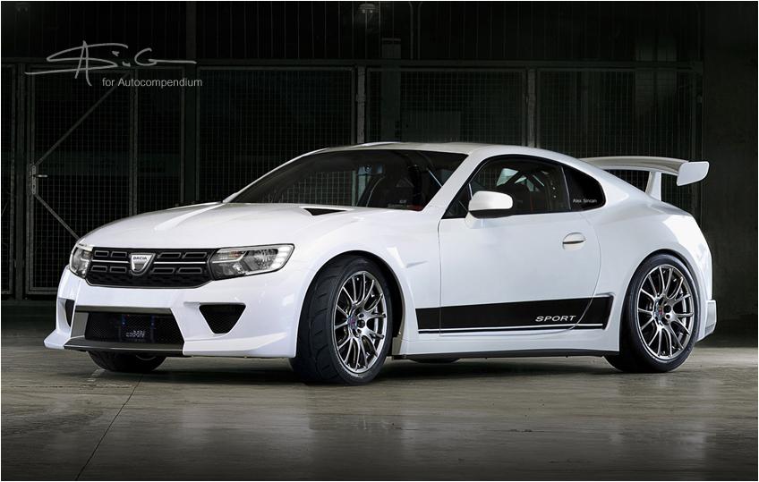 Dacia Sport GTR concept