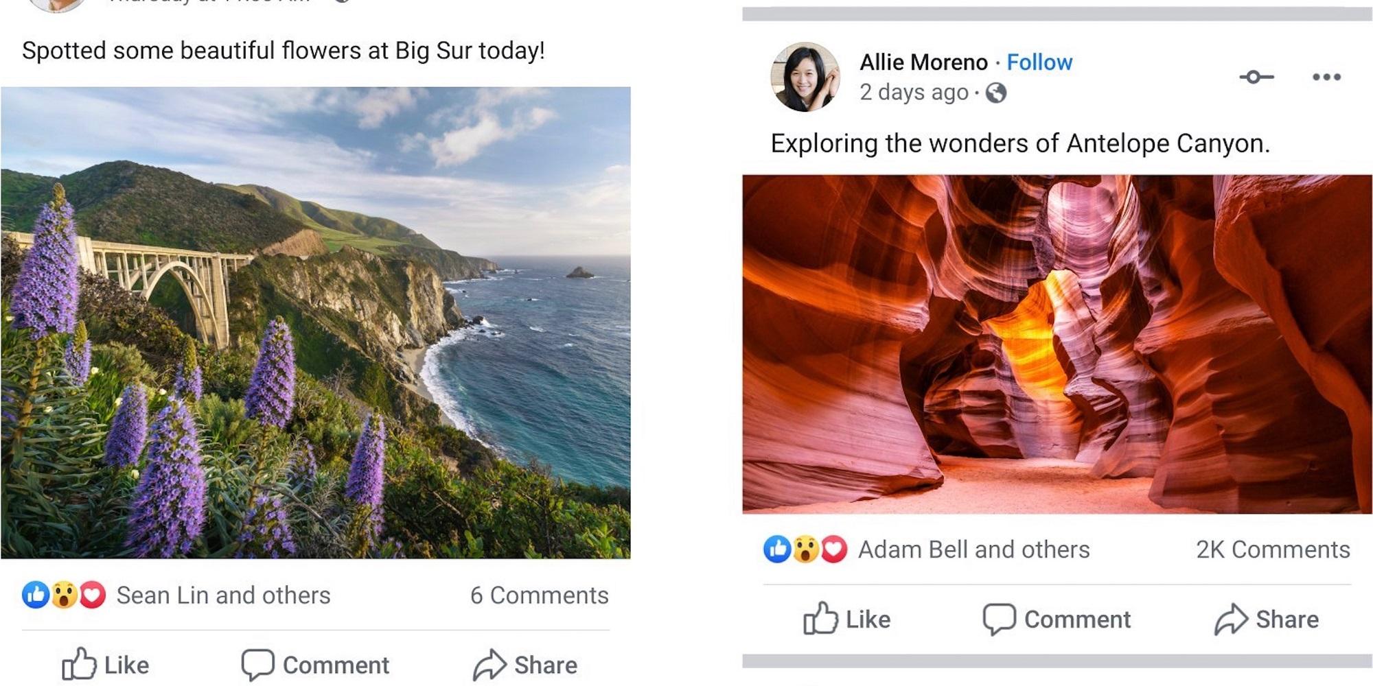Facebook like numar ascuns
