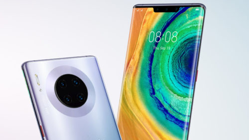 Huawei Mate 30, în cele mai bune poze și cu toate detaliile importante